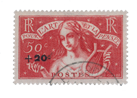 France 1936 - YT 329 - Oblitéré