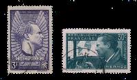 France 1937 - YT 337/38 - Cancelled