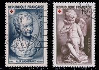 France 1950 - YT 876-77 - Oblitéré