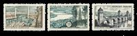 France 1957 - YT 1117-19 - Neuf avec charnière