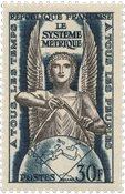 Frankrig 1954 - YT 998 - Ubrugt