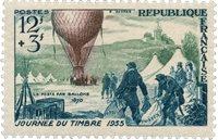 France 1955 - YT 1018 - Neuf avec charnière