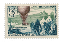 France 1955 - YT 1018 - Unused