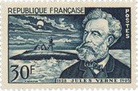 Frankrig 1955 - YT 1026 - Ubrugt