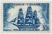 France 1955 - YT 1035 - Neuf avec charnière