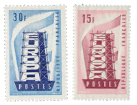 France 1956 - YT 1076/77 - Unused