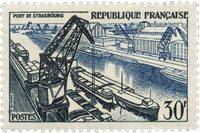 Frankrig 1956 - YT 1080 - Ubrugt