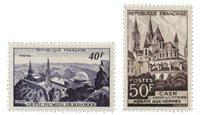 France 1951 - YT 916/17 - Unused