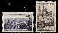 France 1951 - YT 916-17 - Neuf avec charnière