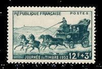 France 1952 - YT 919 - Neuf avec charnière