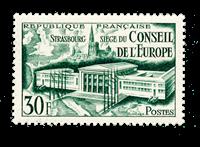 France 1952 - YT 923 - Neuf avec charnière