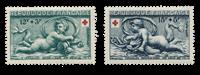 Frankrig 1952 - YT 937/38 - Ubrugt