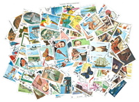 Cuba 100 different thematics