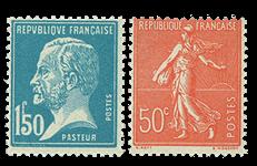 France 1929 - YT 181a+199n - Neuf