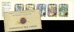 Italien - Postens historie - Postfrisk frimærkehæfte
