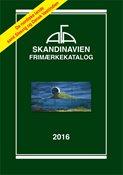 AFA Skandinavien frimærkekatalog 2016 - Bemærk: Uden de baltiske lande!