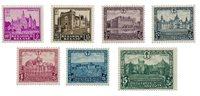 Belgique 1930 - OBP 308/14 - Neuf