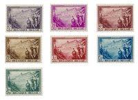 Belgique 1932 - OBP 356/62 - Neuf