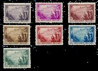 Belgium 1932 - OBP 356/62 - Mint