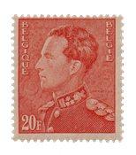Belgique 1936 - OBP 435 - Neuf