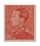 Belgien 1936 - OBP 435 - Postfrisk