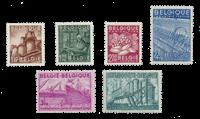 Belgique 1948 - OBP 767/72 - Neuf