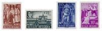 Belgique 1948 - OBP 773/76 - Neuf
