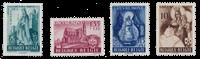 Belgique 1948 - OBP 777/80 - Neuf