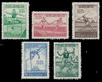 Belgien 1950 - OBP 827/31 - Postfrisk