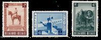 Belgique 1954 - OBP 938/40 - Neuf