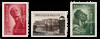 Belgien 1954 - OBP 943/45 - Postfrisk