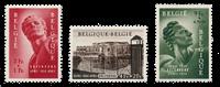Belgique 1954 - OBP 943/45 - Neuf