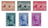 Belgien 1940 - OBP 532/37 - Postfrisk