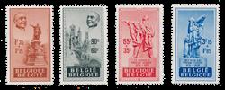Belgien 1948 - OBP 781/84 - Postfrisk
