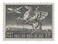Belgique 1949 - OBP 810A - Neuf