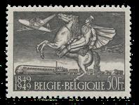 Belgien 1949 - Postfrisk - OBP 810A