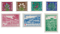 Belgique 1950 - OBP 834/40 - Neuf