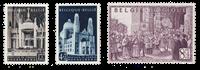 Belgique 1951 - OBP 876/78 - Neuf