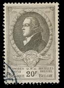 Belgique 1952 - OBP 890 - Oblitéré