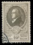 Belgien 1952 - OBP 890 - Stemplet
