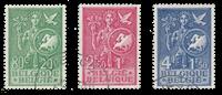 Belgique 1953 - OBP 927/29 - Oblitéré