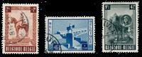 Belgique 1954 - OBP 938/40 - Oblitéré
