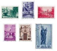 Belgique 1954 - OBP 946/51 - Oblitéré