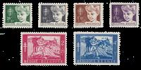 Belgique 1954 - OBP 955/60 - Neuf
