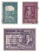 Belgique 1956 - OBP 987/89 - Oblitéré