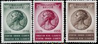 Belgien 1956 - Postfrisk - OBP 991/93