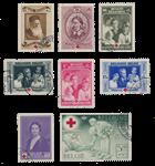 Belgien 1939 - OBP 496/503 - Stemplet