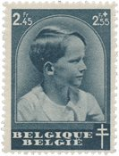 Belgique 1930 - OBP 446 - Neuf