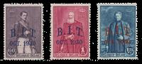 Belgium 1930 - OBP 305/07 - Mint