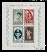 Luxembourg 1946 - Michel Block 5 - Neuf